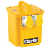 Clarke Heavy Duty Transformer - CTR 4000/2