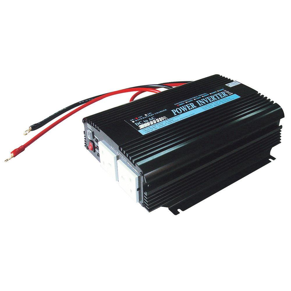 Ekstra Era 1000W Power Inverter (12V / 230V) - Machine Mart - Machine Mart NP54