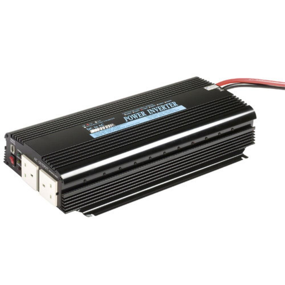 Ekstra Era 1500W Power Inverter (12V / 230V) - Machine Mart - Machine Mart LW37