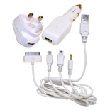 4 in 1 Universal Power Adaptor