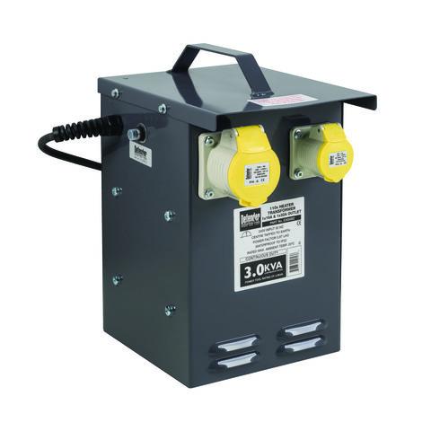Image of Defender Defender E205062 3.3kVA Heater Transformer