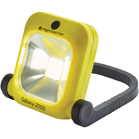 Image of Nightsearcher Nightsearcher Galaxy2000 Rechargeable LED Light