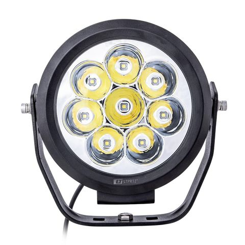 Image of Winch Solutions LTPRTZ DL008-S 80W LED Driving Spot Light