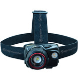 Nightsearcher NSHTZOOM580R Rechargeable Headtorch