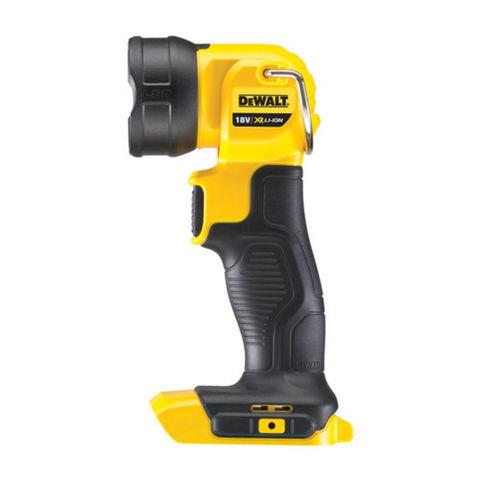 Dewalt Dcl040 18v Xr Pivot Work Light Machine Mart