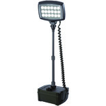 Nightsearcher Solaris Lite 20K 36.4Ah Li-ion Floodlight with 8A charger