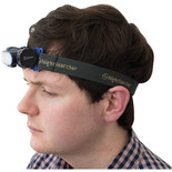 Nightsearcher LightWave Rechargeable Wave Sensor Head Torch