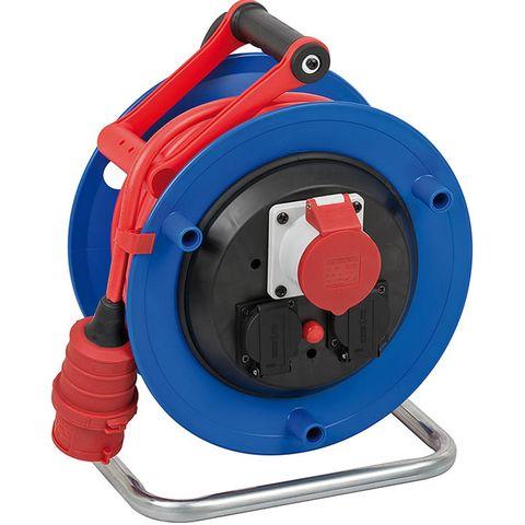 Image of Brennenstuhl Brennenstuhl Garant 25m IP44 400V/16Amp Cable Reel
