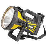Clarke RWL10 Quartz Halogen Spotlight with Built-in Fluorescent Work Light