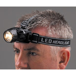 Clarke CTH3 'AAA' Krypton / LED Head Torch