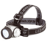 Clarke CTH4AAA Superbright LED Head Torch
