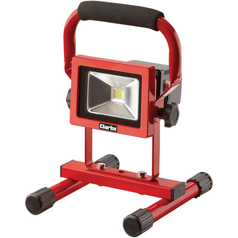 Image of Clarke Clarke 10W COB LED Rechargeable Work Light