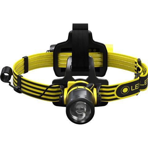 Image of Ledlenser Ledlenser EXH8R 200 Lumen ATEX LED Rechargeable Headtorch Zone 1/21