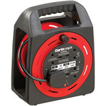 Clarke CCR15SE 4 Socket 15m Cable Reel With Thermal Cut Out (230V)