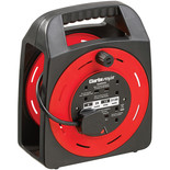 Clarke CCR25SE 4 Socket 25m Cable Reel With Thermal Cut Out (230V)