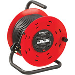 Clarke CCR50 4 Socket 50m  Cable Reel With Thermal Cut Out (230V)