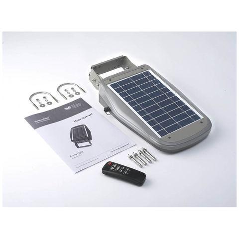 Solar Technology International Arena2 Solar Flood & Security Light