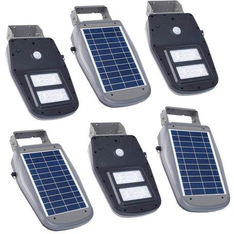 Solar Technology International Arena2 Solar Flood & Security Light (6 Pack)