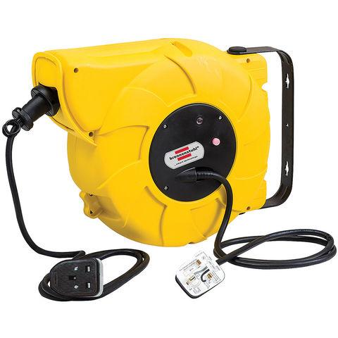 Image of Brennenstuhl Brennenstuhl 230V 16 Metre Automatic Cable Reel