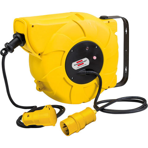 Image of 110Volt Brennenstuhl 110V 16m Automatic Cable Reel