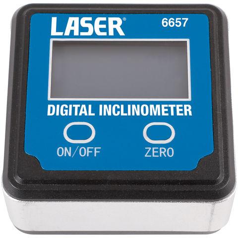 Image of Laser Laser 6657 Digital Inclinometer