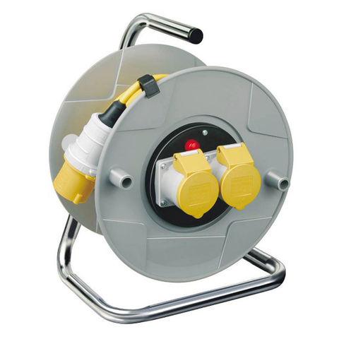 Image of Brennenstuhl Brennenstuhl 1098743 110V 16A Cable Reel (25m)