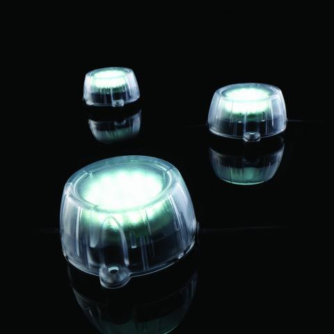 Image of Defender Defender E89333 50m LED Festoon Kit 2.5W (110V)