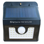 Nightsearcher SolarSentry 400 Solar Powered Security Light