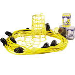 Birchwood 22M Festoon Light Kit (110V)