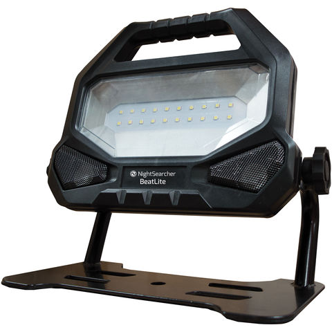 Image of Nightsearcher Nightsearcher BEATLITE Bluetooth Worklight (230V)