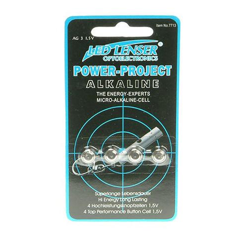 Image of Ledlenser LED Lenser Alkaline Battery (AG3) 1.5V