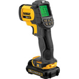 DeWalt DCT414S1 - 12V Li-Ion Cordless Infrared Thermometer