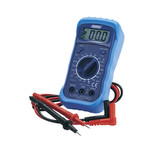 Draper Digital Multimeter With Back Light