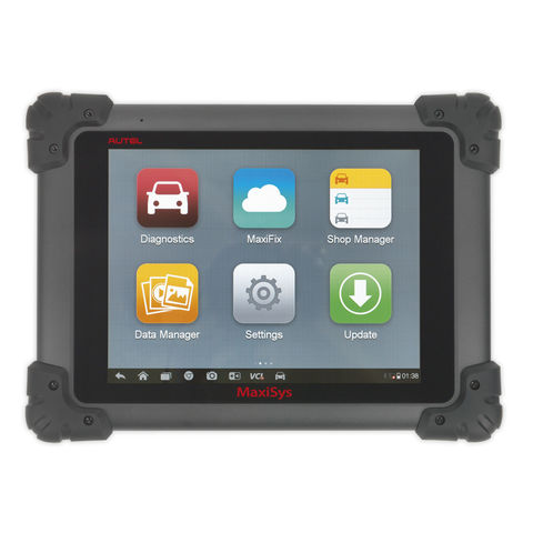 Image of Machine Mart Xtra Autel MaxiSYS® Multi-Manufacturer Diagnostic Tool