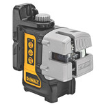 DeWalt DW089K - 3 Way Self Levelling Ultra Bright Multi Line Laser