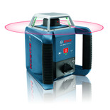 Bosch GRL400H Self-Levelling Rotary Laser, Measuring Rod & Tripod