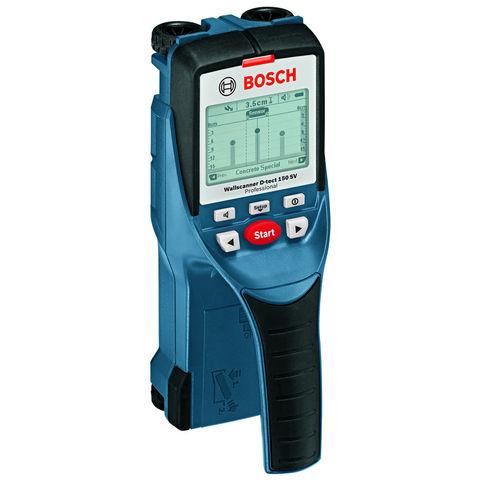 Image of Machine Mart Xtra Bosch D-TECT 150 SV Wallscanner Professional Detector