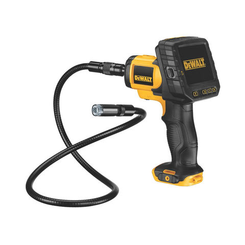 Image of Machine Mart Xtra DeWalt DCT410N 12V Inspection Camera with Wireless Screen (Bare Unit)