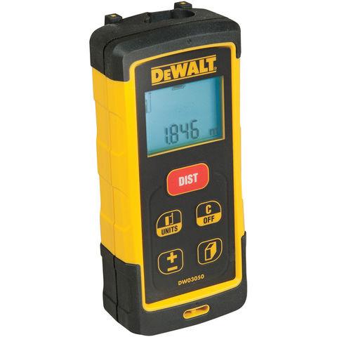 Image of DeWalt Dewalt DW03050 50m Laser Distance Meter