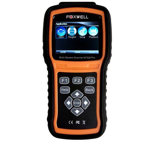 Image of Foxwell Foxwell NT520 Pro Peugeot & Citroën Diagnostic Tool