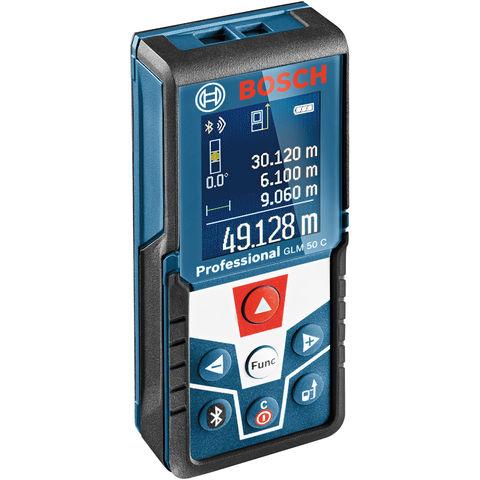 Image of Bosch Bosch GLM50C Professional Laser Measure