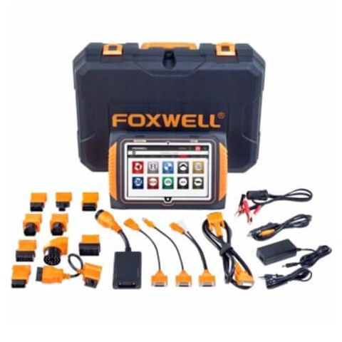 Image of Foxwell Foxwell GT80 Plus ODBCII Car Diagnostic System