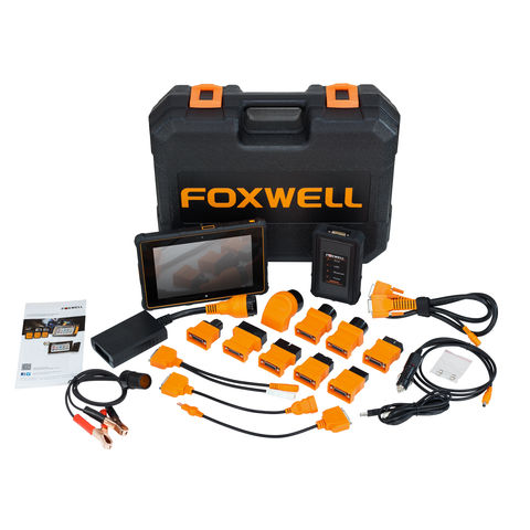 Image of Foxwell Foxwell GT80 Mini ODBII Car Diagnostic System