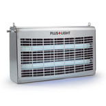 Insect-O-Cutor PlusLight - 60 Watt - Stainless