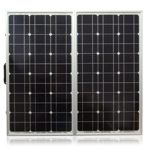 Image of SolarSDS SolarSDS 12V 80 Watt Folding Panel