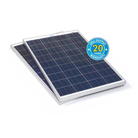 Image of Solar Technology International PV Logic 100Wp Bulk Packed Solar Panels (2 Pack)