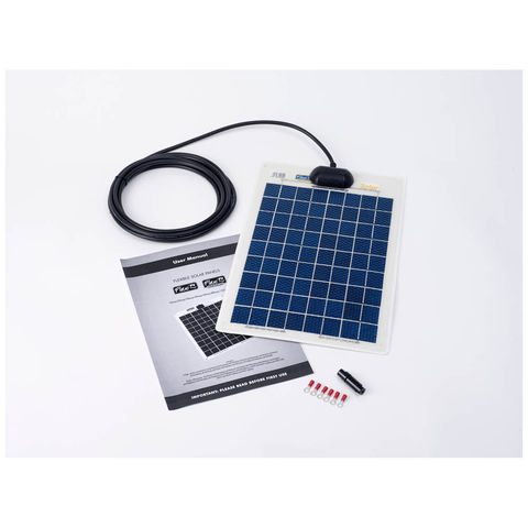 Image of Solar Technology International PV Logic 10Wp Flexi Kit