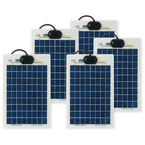 Image of Solar Technology International PV Logic 10W Flexi Bulk Pack (5 Pack)