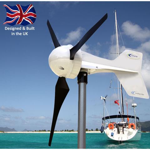 Image of Leading Edge Leading Edge LE-300 Marine Standard 12V Wind Turbine Kit