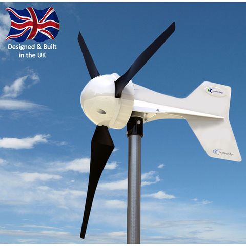 Image of Leading Edge Leading Edge LE-300 Marine Advanced 12V Wind Turbine Kit